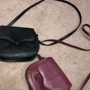 Express side purses